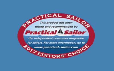 Martyr Wins Practical Sailor Editors' Choice Award